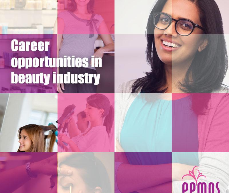Career Opportunities in Beauty Industry