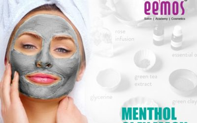 Break The Summer Hot With Cool Menthol Mask