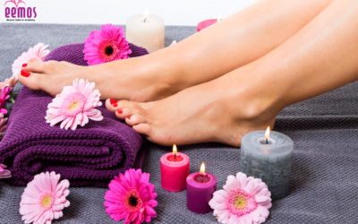 HOW TO MAINTAIN CLEAN & HEALTHY FEET DURING MONSOON